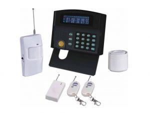 стоимость установки охранной сигнализации