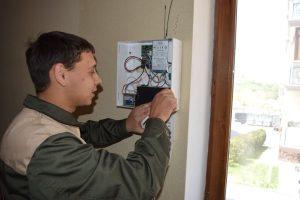 стоимость установки сигнализации в квартире вневедомственная охрана