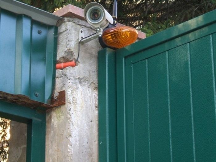 Установить камеры видеонаблюдения дома своими руками 67
