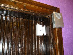 охрана зданий сигнализация