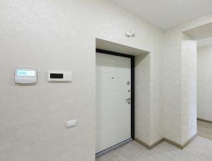 установка охраны квартиры