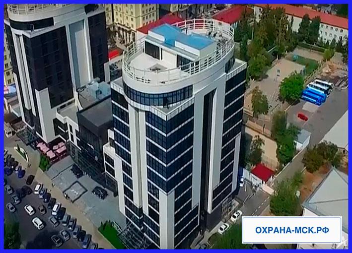 Охрана офисов в москве