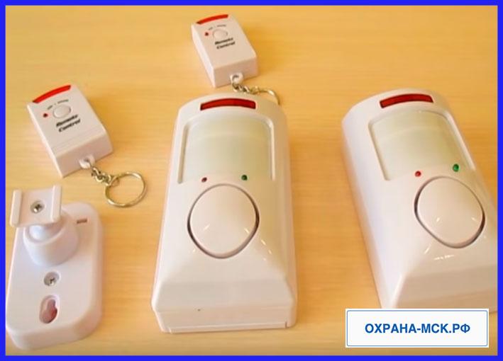 Домашняя охранная сигнализация gsm