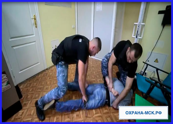 Услуги чоп цены в москве