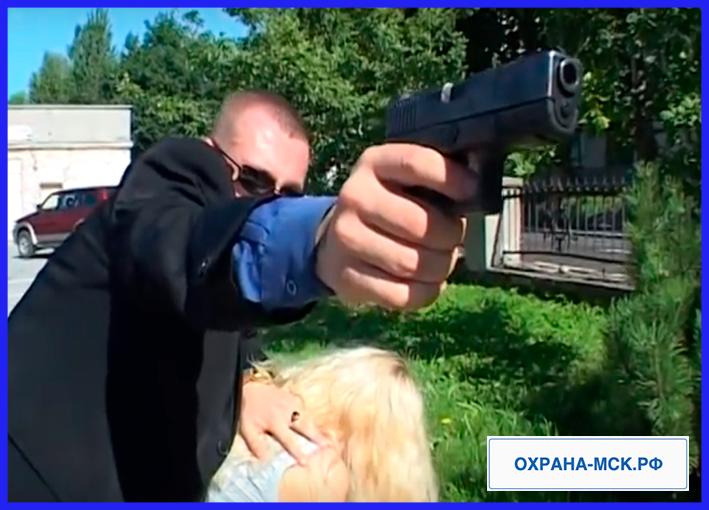 Личная охрана нанять в москва