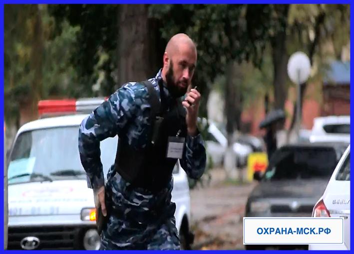 Цены на услуги охраны в москве
