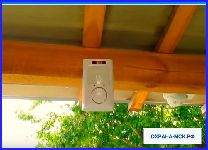 Беспроводная охранная сигнализация для дома