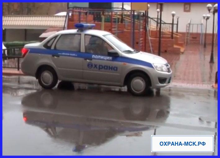 Охрана квартир полицией