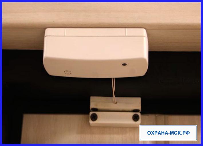 Охранная сигнализация квартир москва