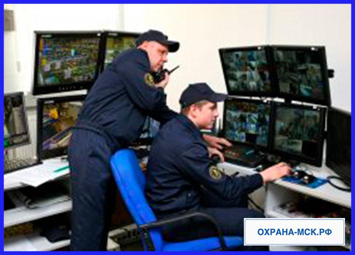 Пультовая охрана в Химках